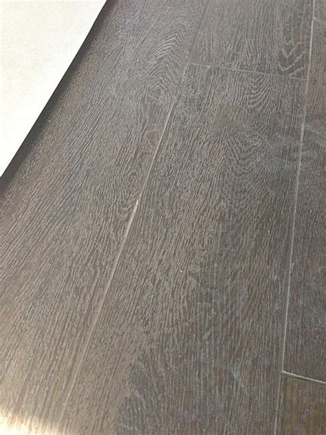 Grout issue. Porcelain wood look. Pics inside!   Ceramic