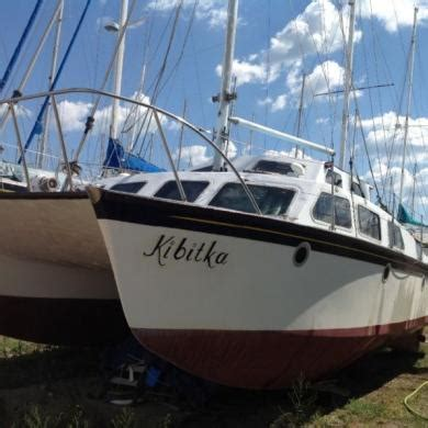 motor catamaran for sale europe catamaran bill o brien oceanic mk iii motor sailer for