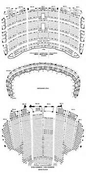 Chicago Theater Seat Map by Chicago Theatre Seating Chart Theatre In Chicago