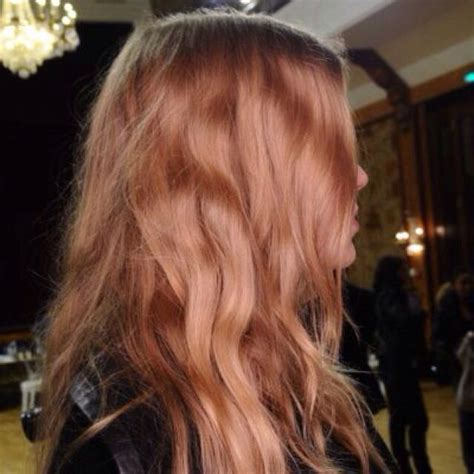is rose gold haircolor the same as strawberry blonde haircolor 1000 images about hair ideas on pinterest strawberry