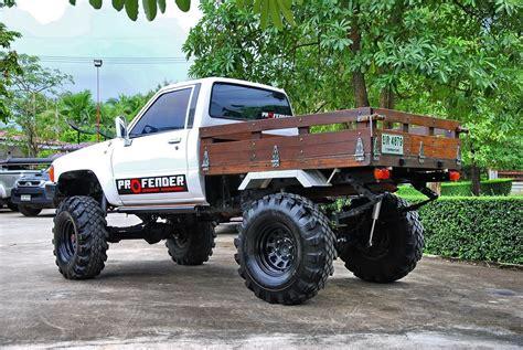 big 4 auto profender 4x4 custom toyota vigo profender4x4