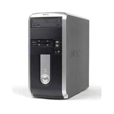 mat駻iel de bureau professionnel nec nec powermate vl350 mt windows xp sempron 512mb