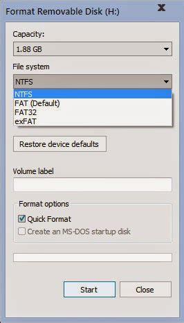 format flashdisk online menggunakan flashdisk untuk melakukan install ulang