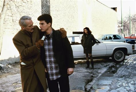 film tom cruise e paul newman watch paul newman s essential interview on the color of