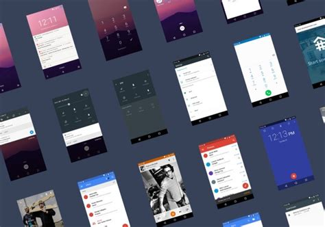 android development kit android n ui kit for sketch free developertown
