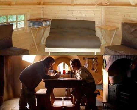 hobbit home interior what would bilbo of cornish hobbit hut telegraph