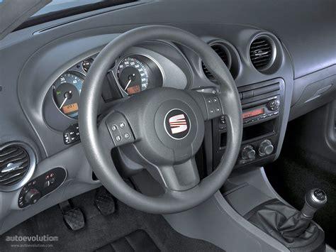 seat cordoba interior seat ibiza 5 doors specs 2006 2007 2008 autoevolution