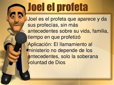 profecias en el siglo xxi joel profeta del siglo xxi ibe callao