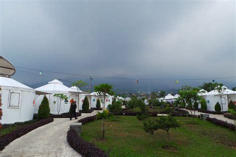 Tenda Mongolia Di Bogor Penginapan Unik Sekitar Jakarta Karavan Sai Tenda Mongol
