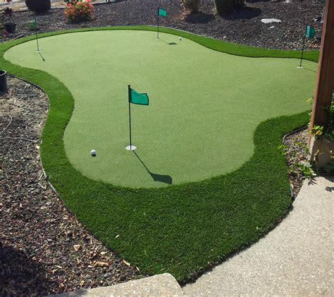 putting green turf rubber floors