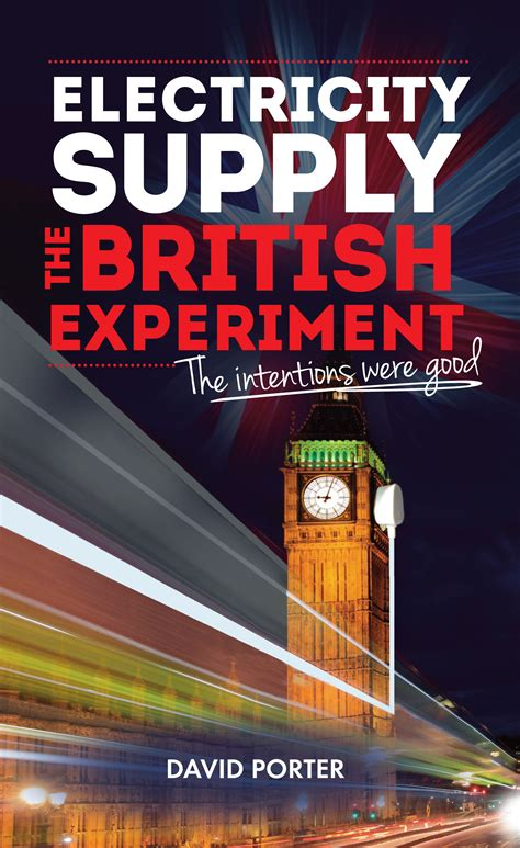 books electricity supply  british experiment
