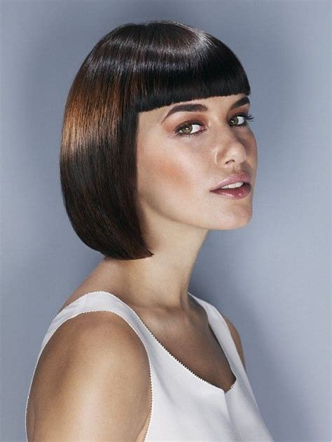 regis bob hairstyles medium length bob with short bangs hair the bob