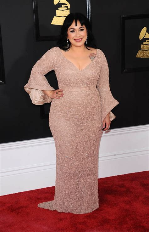Grammy Awards by Carla Morrison At 59th Annual Grammy Awards In Los Angeles