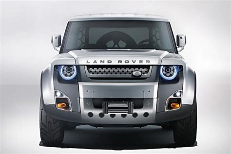 New Land Rover Defender Plans Large Family For 2018 by 2019 Land Rover Defender Truck Expectations Execution