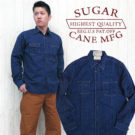 The Stripes Workshirt Co earth market rakuten global market sugar sugar