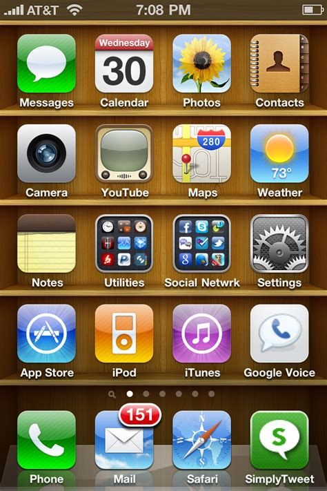 background apps iphone put your iphone 4 apps on a bookshelf appaddict