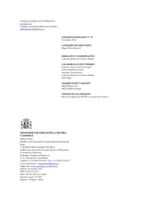Cuadernosde Rabat 29 | cuadernosde rabat 29