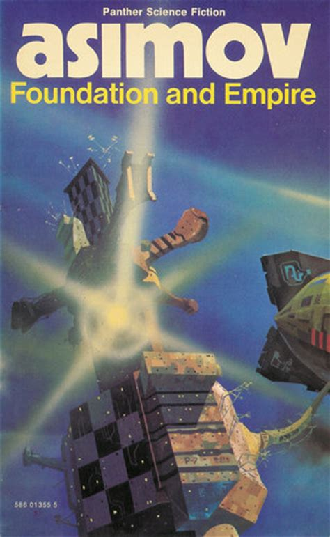 the scientist in the early empire books science fiction cover