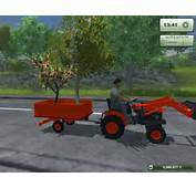 Kubota Mini Tractor V10  Mody Do Farming Simulator 2017 / 2015