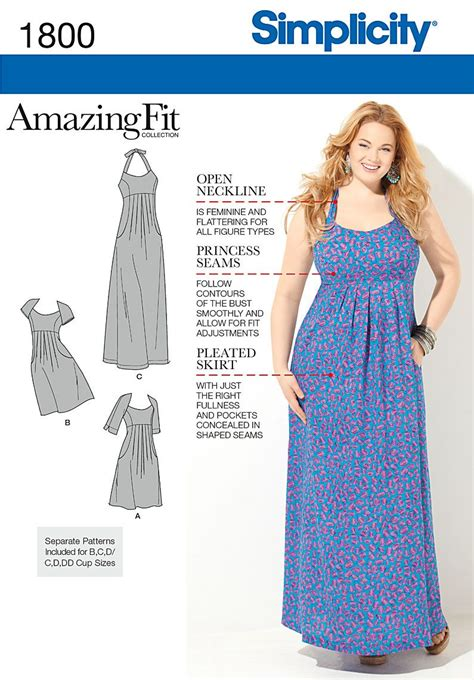 free pattern empire waist dress empire waist pleated dress in misses plus sizes we ve