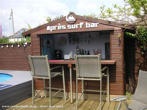 25 best ideas about bar shed on outdoor