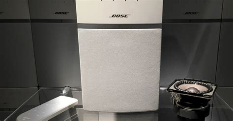 bose soundtouch    compact speaker  big sound