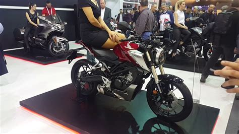 honda standi  moto bike expo youtube