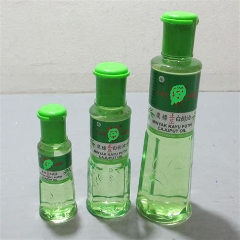 Minyak Kayu Putih Cajuput 120ml beginilah cara pembuatan minyak kayu putih kaskus