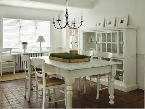Painted Dining Room Furniture Painted Dining Room Table
