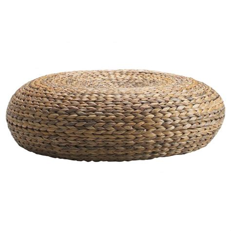 rattan ottomane rattan coffee table ottoman coffee table design ideas