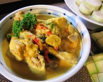 resep masakan cara membuat opor ayam cara membuat opor ayam kung hidangan lebaran