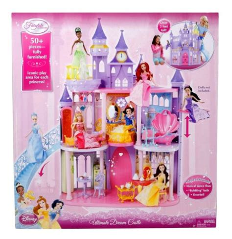 disney princess barbie doll house disney princess ultimate dream castle dollhouse auto