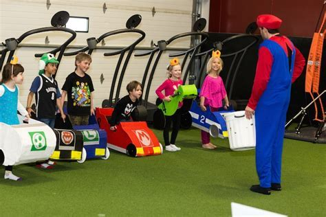 Kara's Party Ideas » Mario Kart themed birthday party via