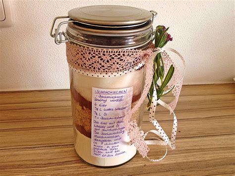 Backmischung Im Glas Rezept Mit Bild Sv7g Chefkoch De