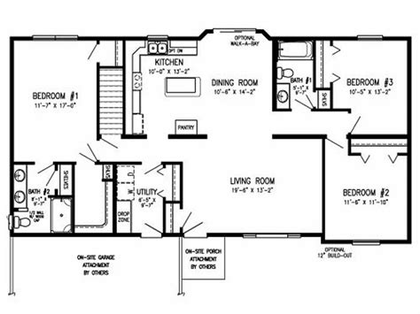 ideal homes floor plans ideal narrow lot plans sullivan