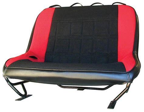 jeep wrangler front bench seat mastercraft 310017 mastercraft rubicon rear bench seat