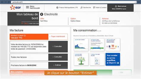 Estimer Facture Edf 4657 by Estimer Facture Edf Calcul Facture Edf En Ligne Nous