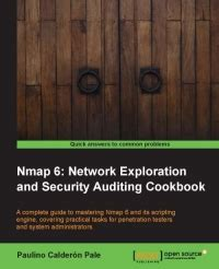 nmap tutorial pdf for windows nmap 6 network exploration and security auditing cookbook