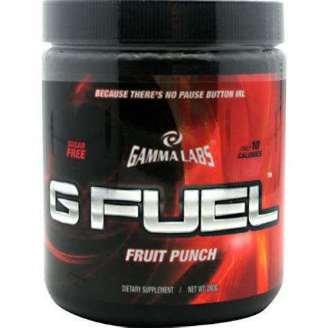 g fuel energy drink ingredients gamma labs g fuel pre workout energy supplement