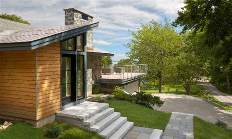 Modern Home Design Maine Mid Century Modern Split Level Floor Plans