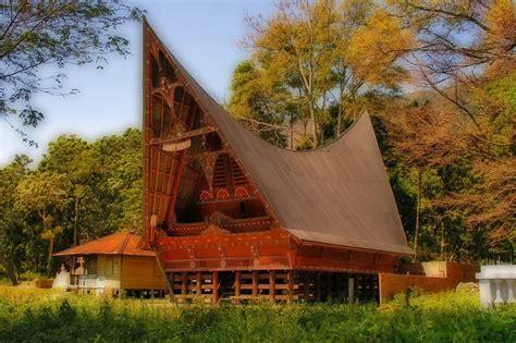 kumpulan gambar rumah adat indonesia inspirasi desain rumah