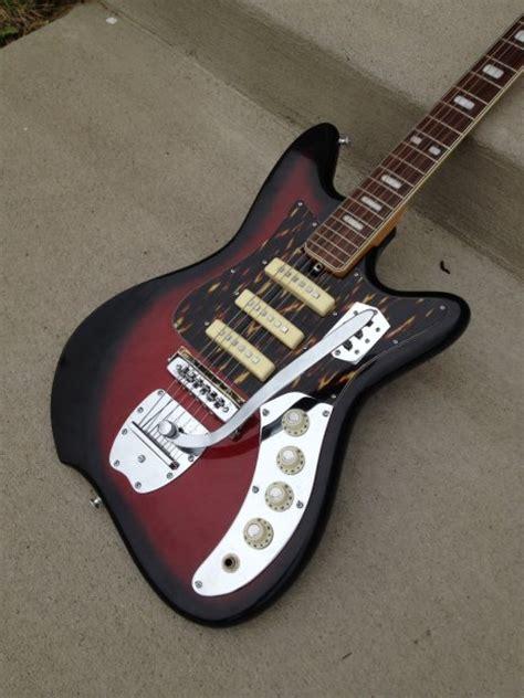 kawai japan rare  pickup vintage guitar teisco reverb