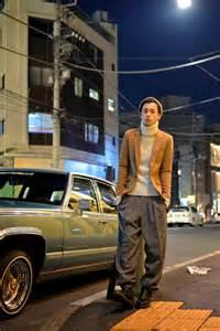 iccho style blog tokyo street style magazine dude style no 86 成田 凌