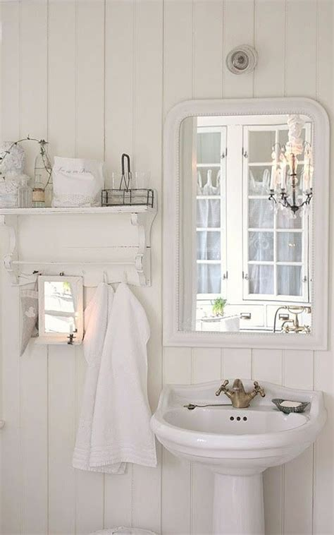 Shabby Chic Bathroom Ideas Shabby Chic Small Bathroom Ideas