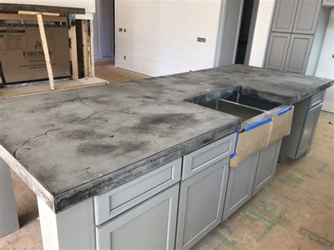 Custom Countertops by Concrete Countertops Carolina Custom Countertops