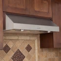 under cabinet kitchen hood 36 quot fente series stainless steel under cabinet range hood