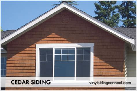 Vinyl Siding That Looks Like Cedar Planks Cedar Shingle Siding Vinyl Siding Connect