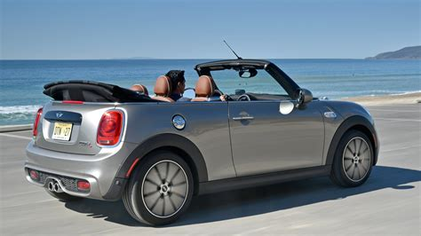 A Mini Cooper Convertible by 2016 Mini Convertible Review Caradvice