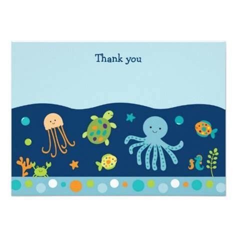 Turtle Thank You Card Template by 1000 Images About Baby Shower Invitations On