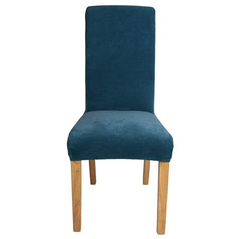 Stretch Dining Chair Seat Covers 6 Xsuper Fit Dining Chair Cover Stretch Seat Protector Washable Slipcover 2 Size Ebay